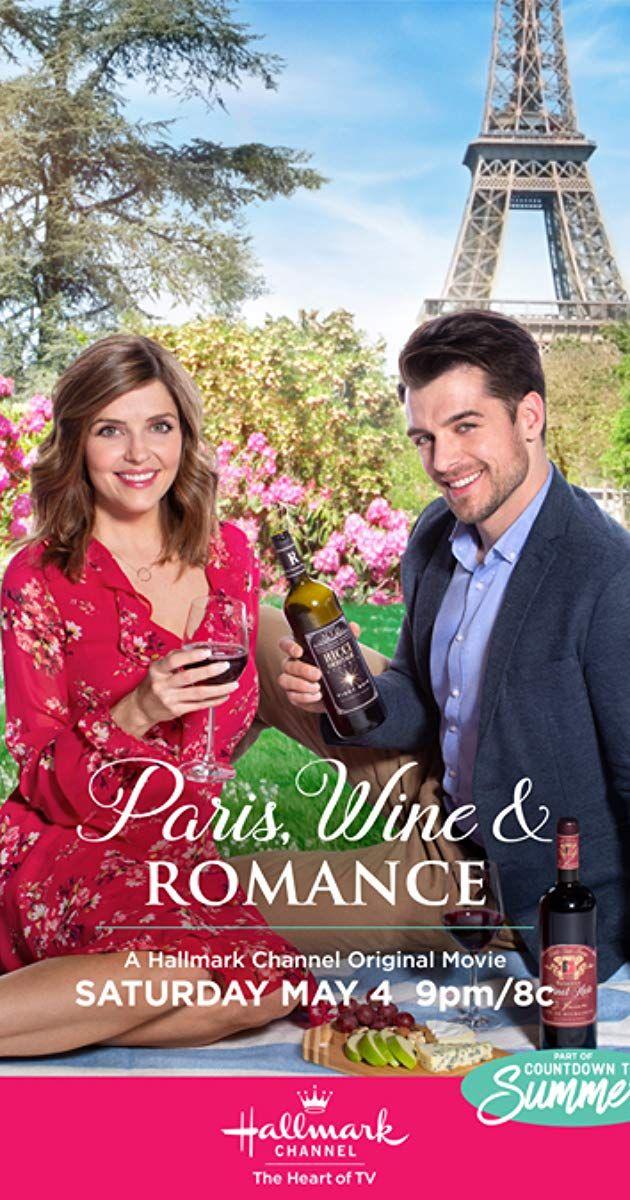 Paris, Wine and Romance (TV Movie 2019) IMDb Christmas