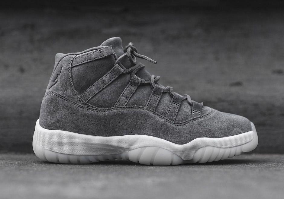 da3d75ee6ca Air Jordan 11 Suede 914433-003 Release Date And Price | SneakerNews.com