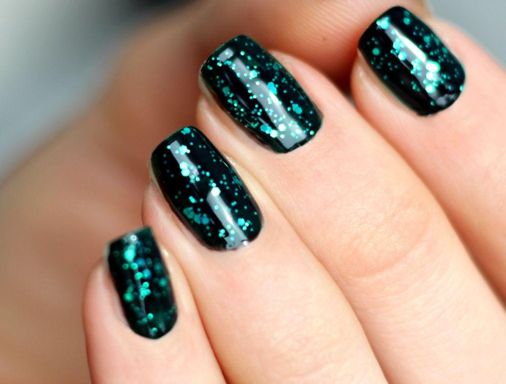 Smaragd Nails