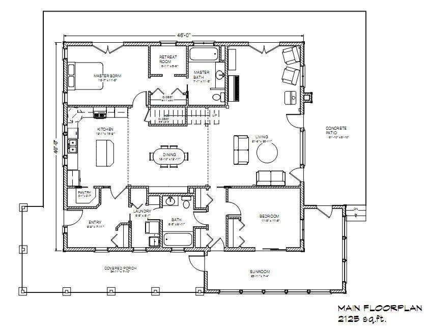 small farm houses plans | house plans
