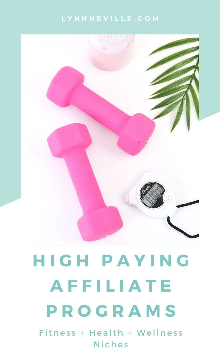 Want to know the highest paying affiliate programs out there in the health and wellness industry? Yo...