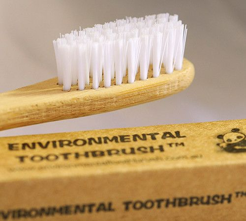 Childs Bamboo Toothbrush $4.95 Purchase from www.myteethingbaby.com.au