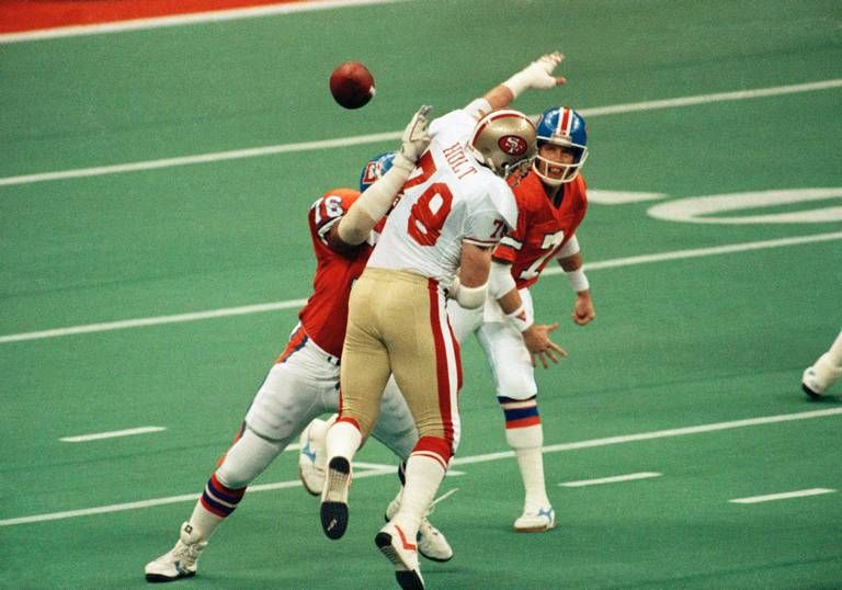 Gallery Super Bowl history in pictures 49ers vs, Super