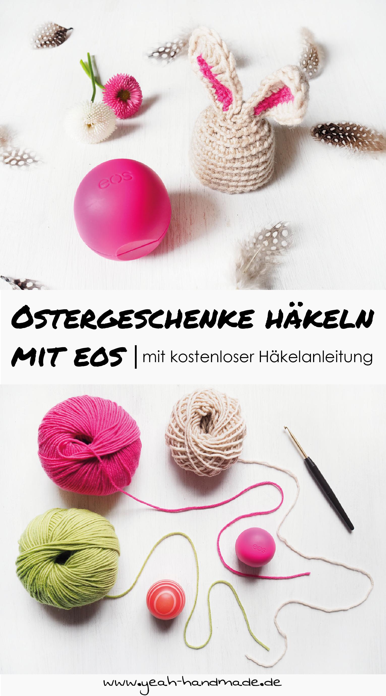 Anzeige Diy Ostergeschenke Häkeln Mit Eos Holiday Decorfood