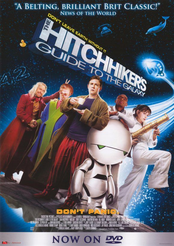 hitchhikers guide to the galaxy movie online