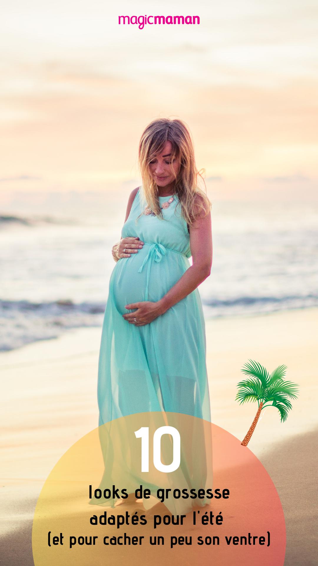 SHOPPING GROSSESSE. Comment shabiller lété (et quon veut cacher son ventre de femme enceinte) ?