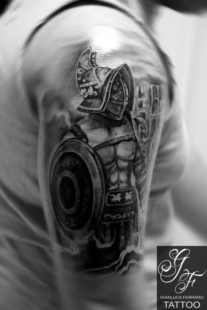 Tattooist tatuatore tatuatori migliore migliori for Italian warrior tattoos