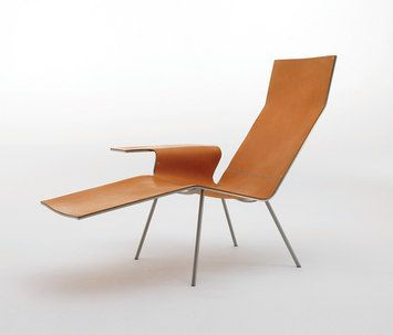 Ll04 Lounge Chair Pastoe Leather Lounge Chair Furniture Furniture Design