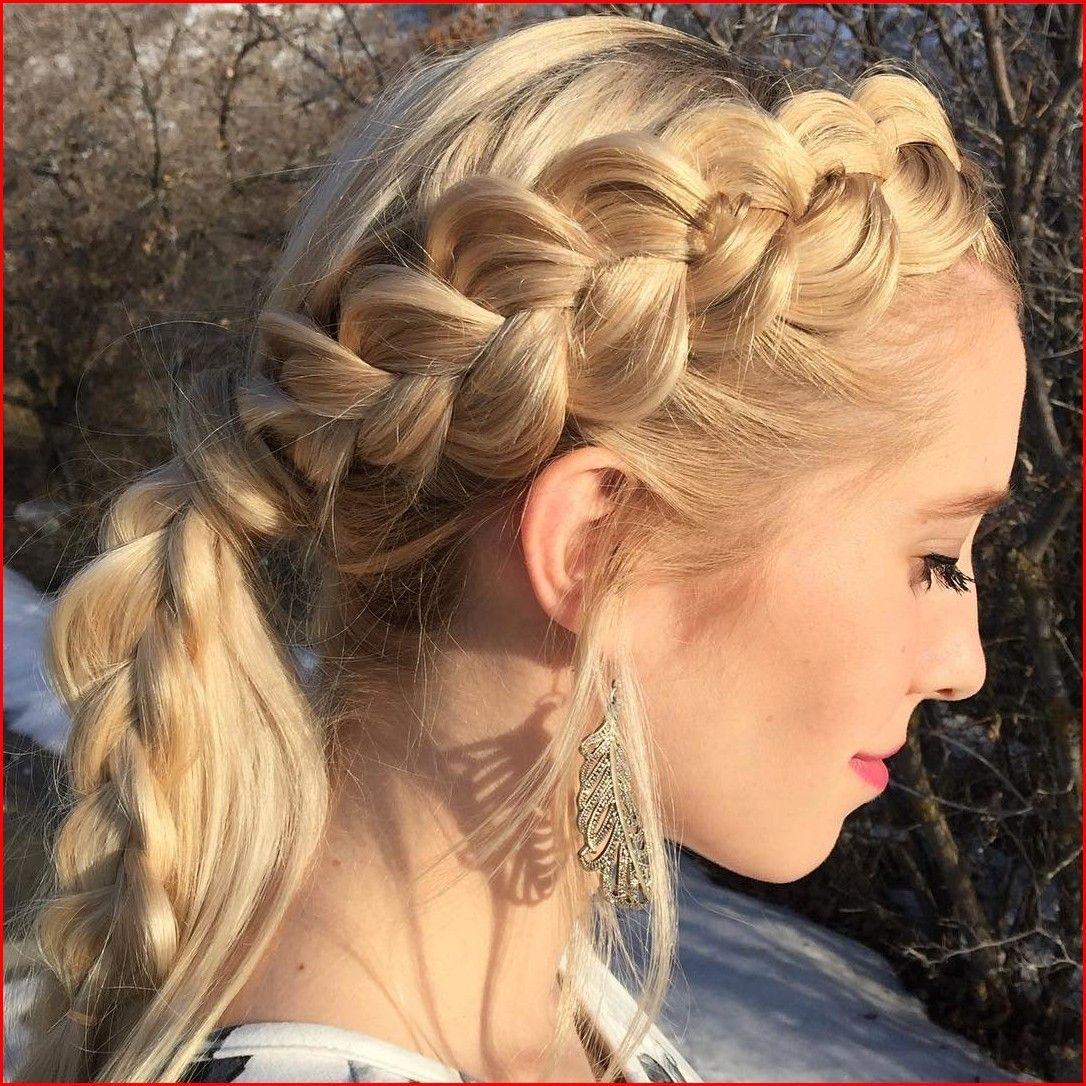 Fishtail Braid Hairstyles For Short Hair Braided Hairstyles Hair Styles French Braid Hairstyles Braided Hairstyles