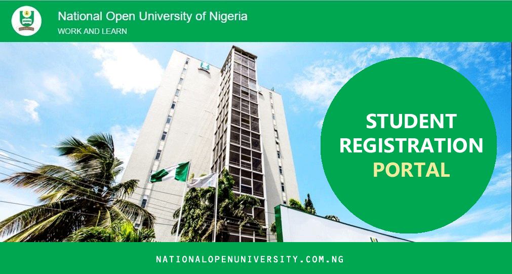 Noun Student Portal Registration For New And Noun Returning
