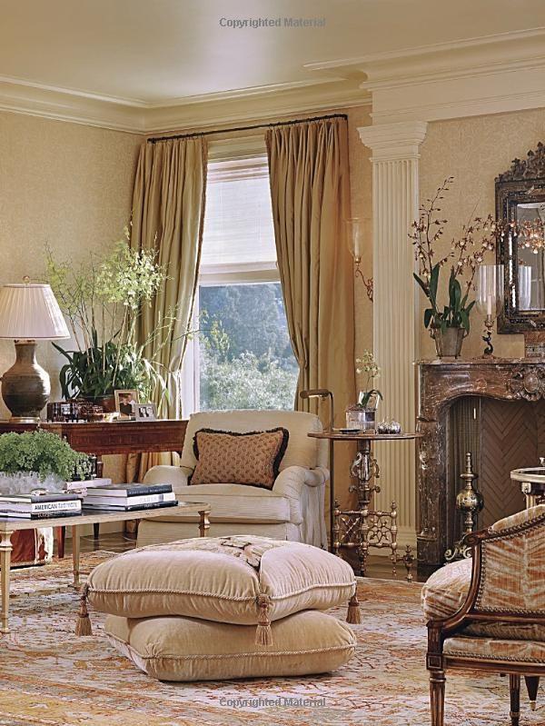 Classic Living Rooms Interior Design: Suzanne Tucker Interiors: Suzanne Tucker: 9781580933612