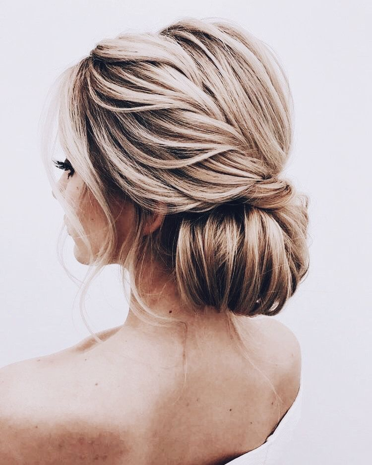 Love This So Very Pretty A Low Chignon Inspired Bun Https M Facebook Com Kianascrowns Ref Bookmarks Hair Styles Hairstyle Wedding Hairstyles