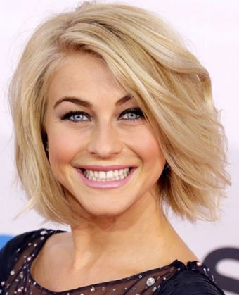 Julianne Houghs Classic Bob Haircuti Hope Mine Looks
