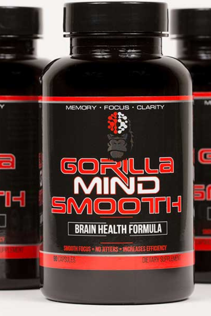 Gorilla Mind Smooth Review Is This The Best Nootropic For Focus