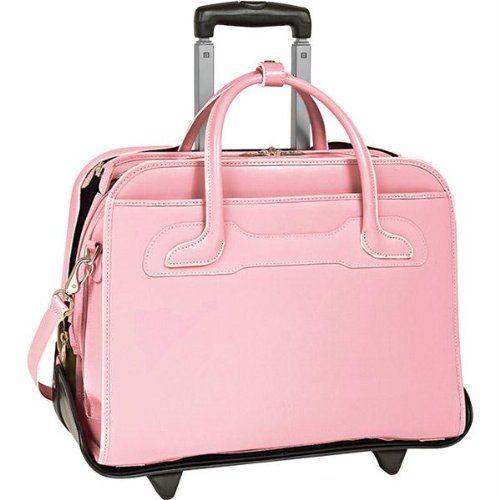 Pink Briefcase