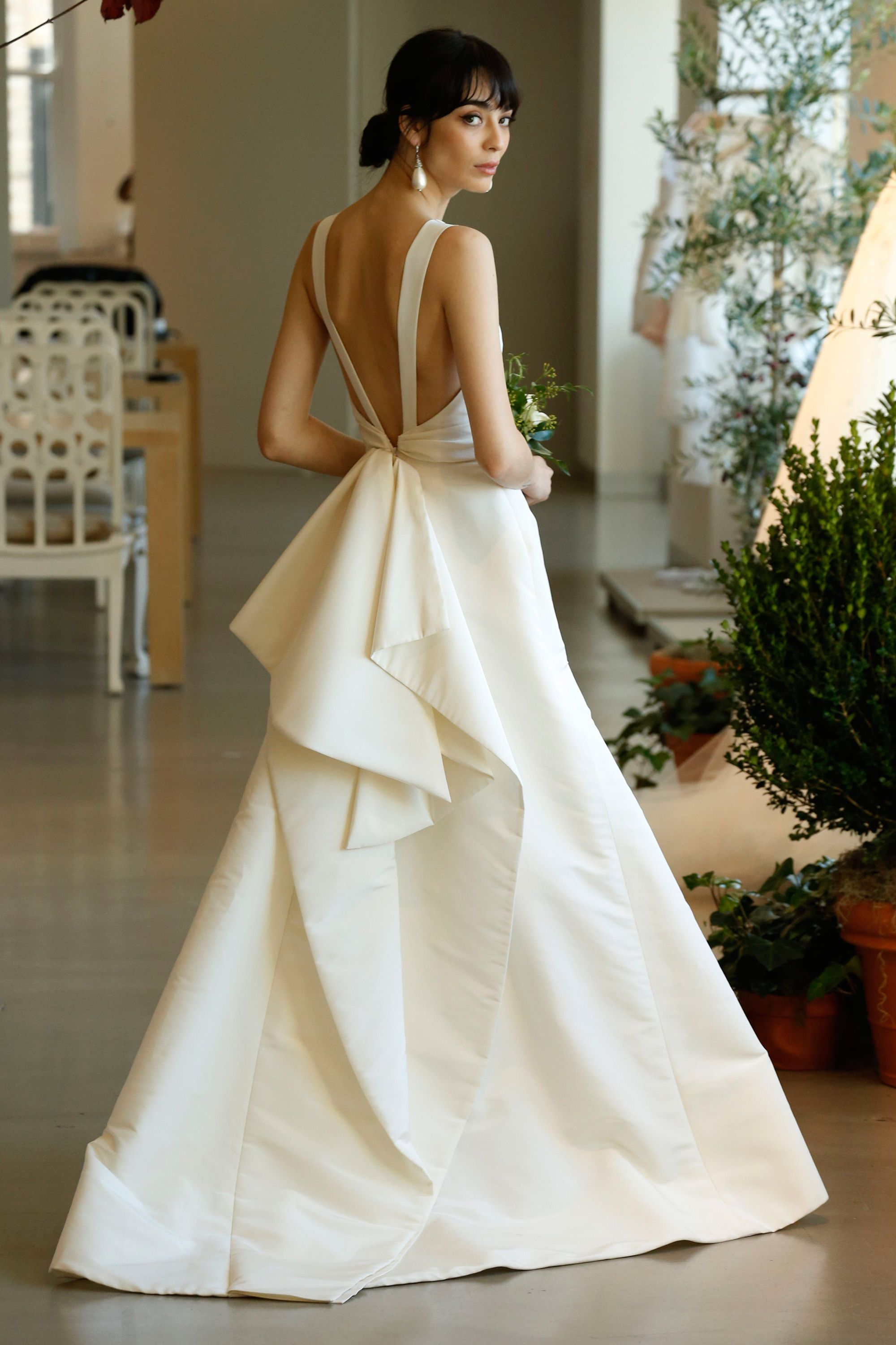 50 of the most beautiful gowns from Bridal Fashion Week | Pinterest ...
