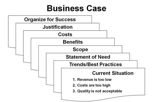 Download Professional Business Case Template - Free small, medium ...