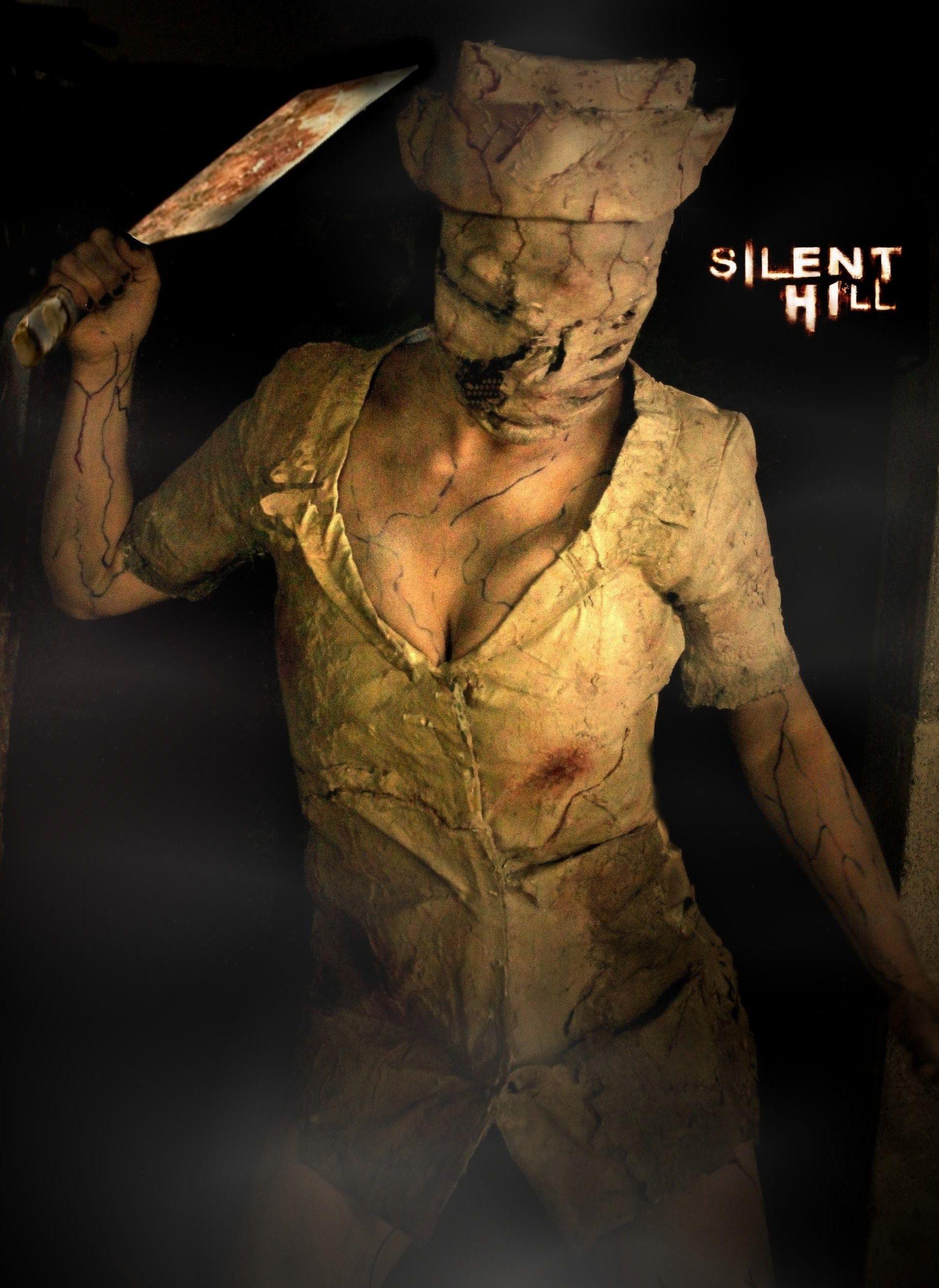 silent hill nurse silent hill 34841550 1896 1896 2602 movies tv pinterest. Black Bedroom Furniture Sets. Home Design Ideas