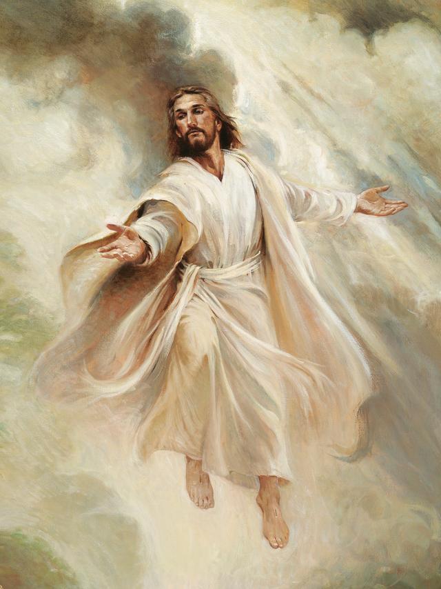 November 4 10 Hebrews 1 6 Jesus Christ The Author Of Eternal Salvation Jesus Christ Art Jesus Painting Jesus Christ Images
