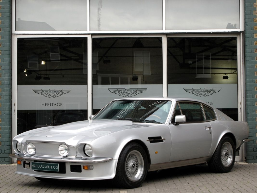 1988 Aston Martin V8 Vantage X Pack Lhd Aston Martin Cars Aston Martin V8 Aston Martin