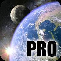 Earth & Moon in HD Gyro 3D PRO Parallax Wallpaper 2.4 b22 ...