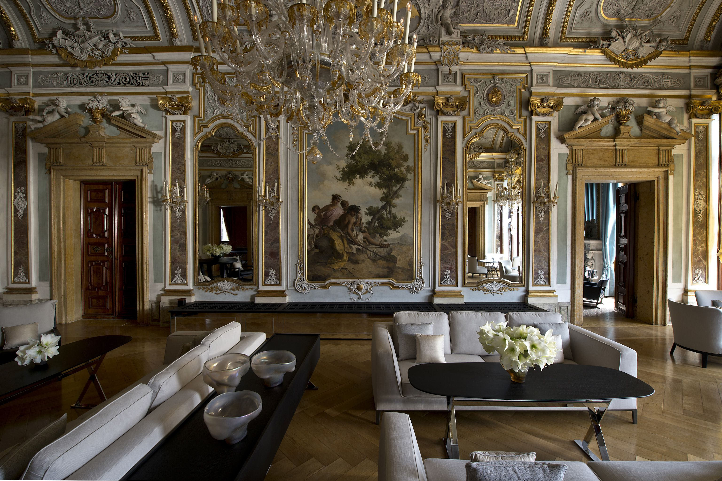 Aman Venice Designed By Jean Michel Gathy With Images Cafe
