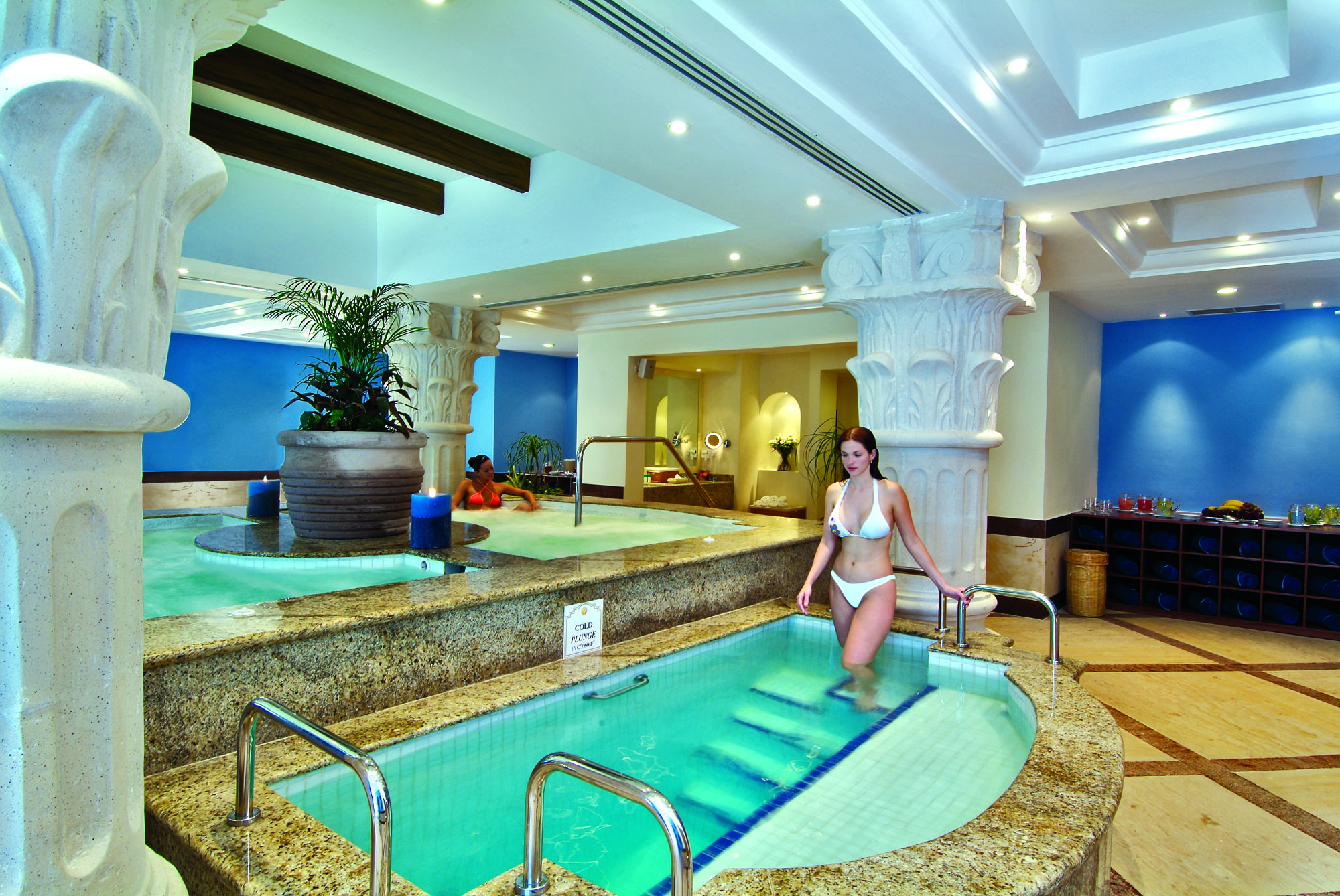 Spa Azul With Images Luxury Beach Resorts Playa Del Carmen