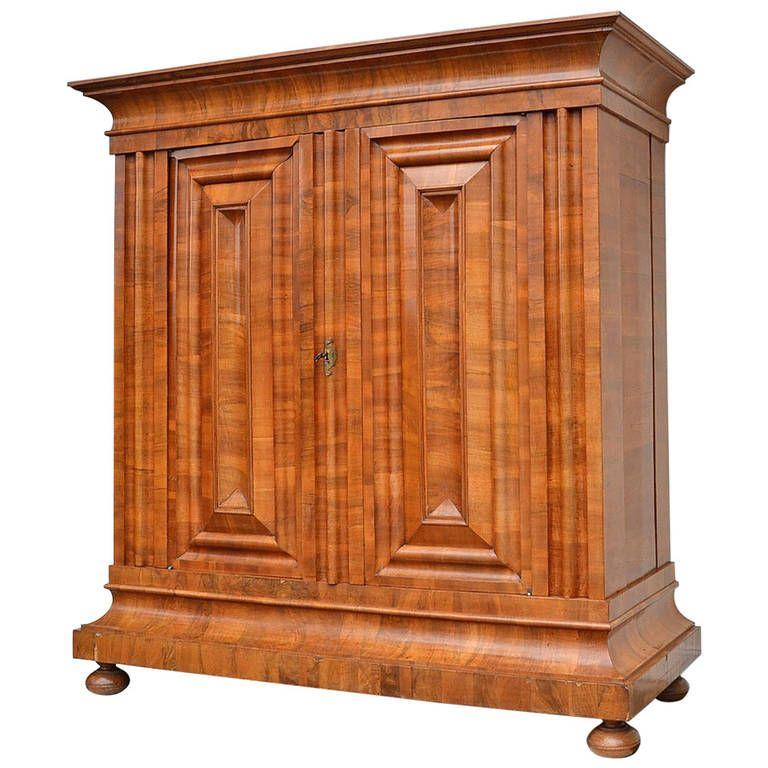Prachtiger Frankfurter Barock Schrank Antiques Antique Cabinets Classic Furniture