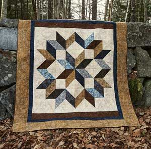 carpenter star quilt pattern free CARPENTERS STAR QUILT PATTERN - Product Details blocks ...