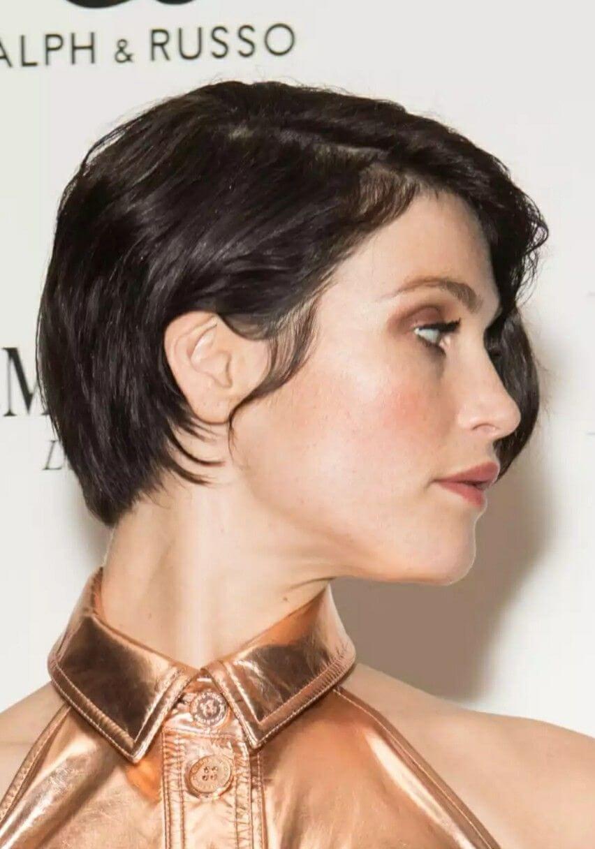Pin On Gemma Arterton Short Hair