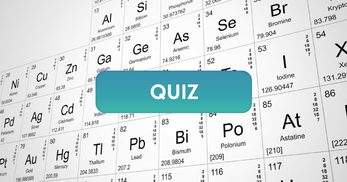 Sabes para qu sirve cada elemento de la tabla peridica quiz sabes para qu sirve cada elemento de la tabla peridica quiz urtaz Gallery