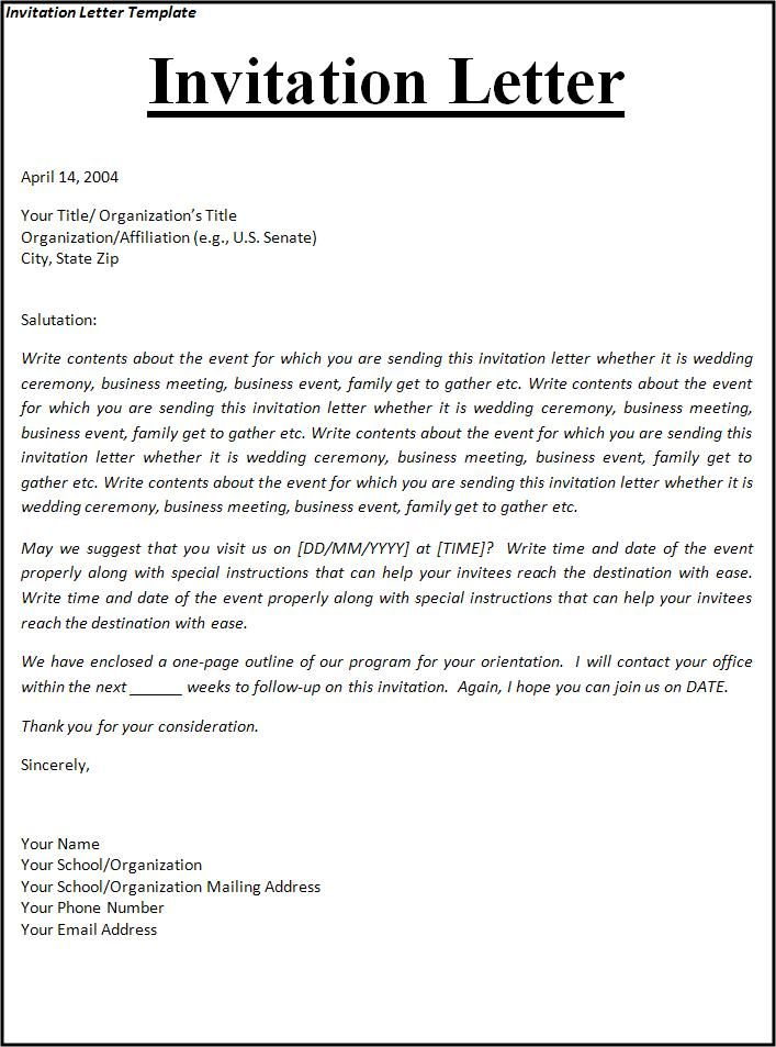 Event Proposal Letters Sponsorship Request Letter Sample