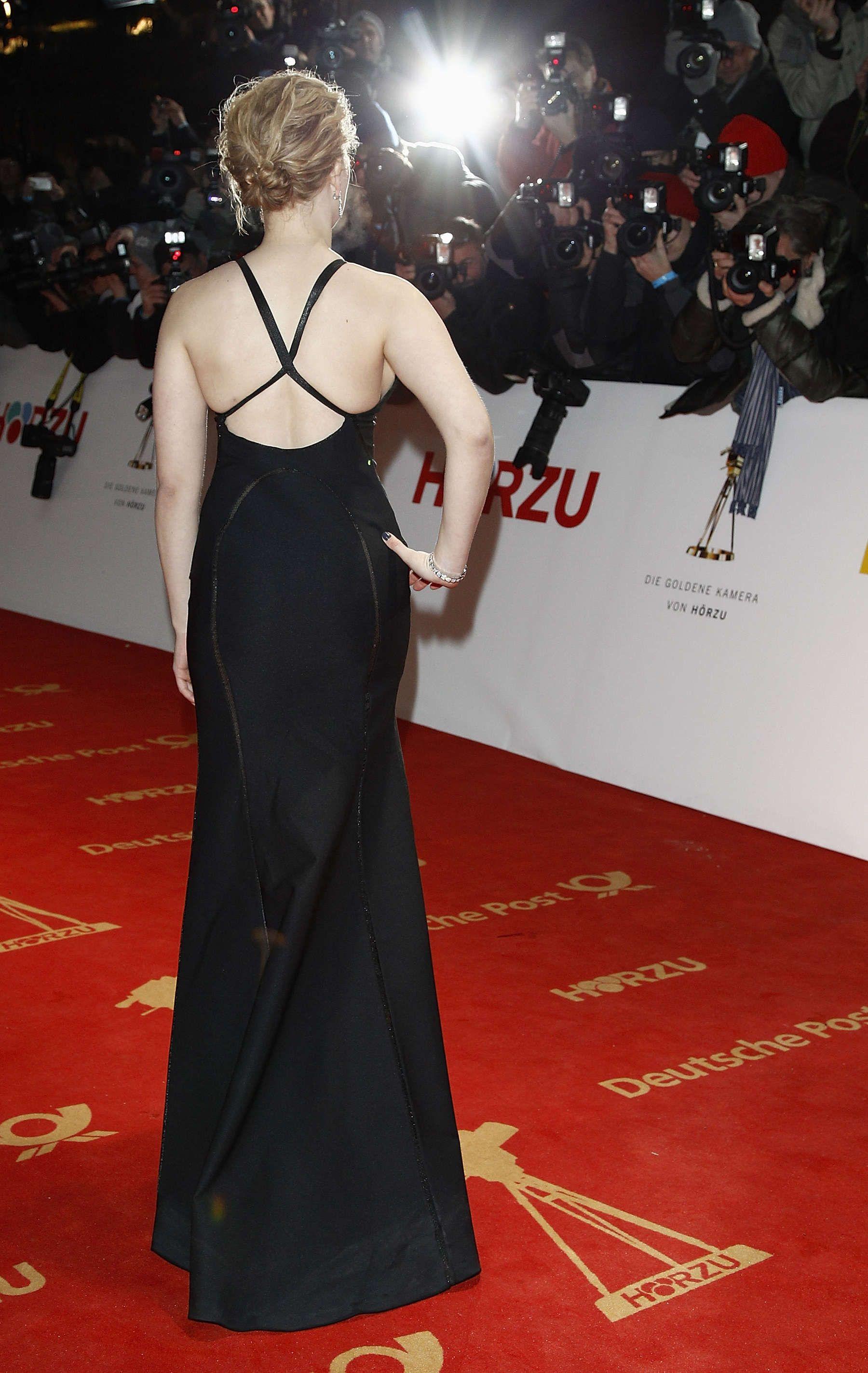 Scarlett Johansson – Goldene Kamera #2014