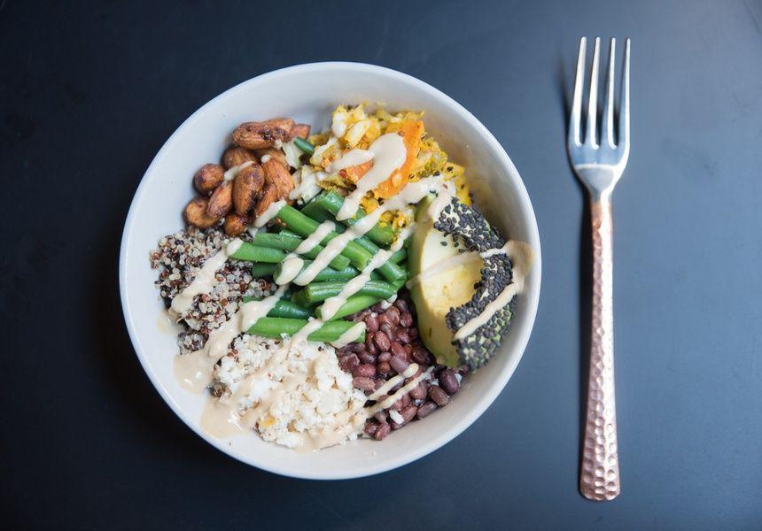 Zeitgeist Cuisine, Plant-Based Cuisine Cafe in Sydney's CBD - Broadsheet