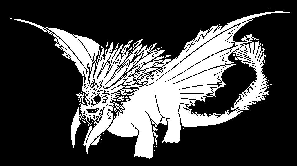 ausmalbilder dragons alpha | kinder ausmalbilder