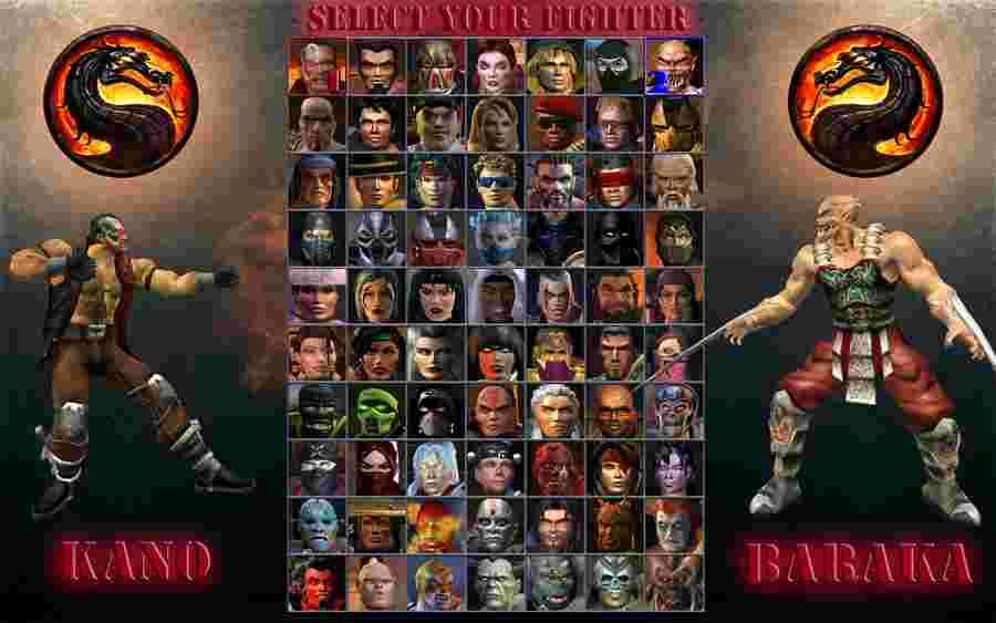 mortal kombat apk for pc