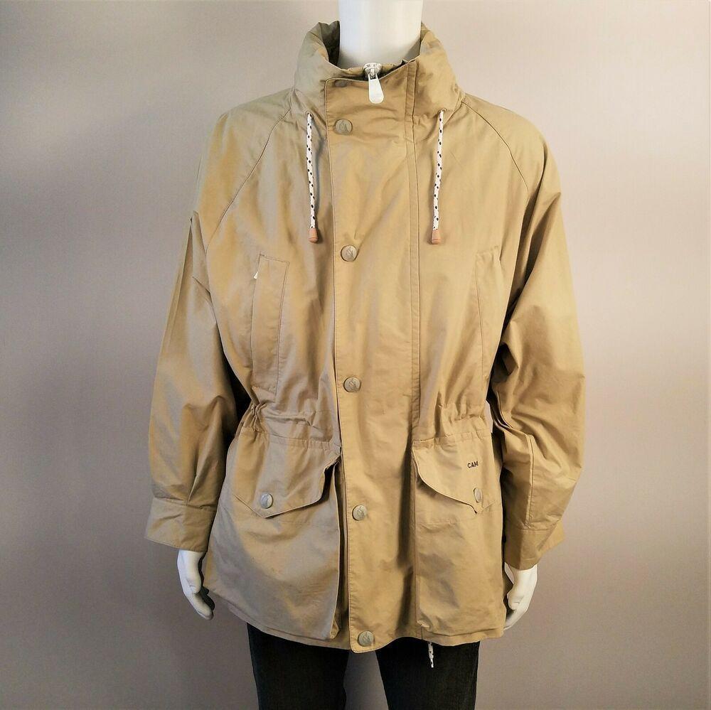Nautica Jacket Mens Size M Vintage Outerwear Nautica Overcoat Casual In 2021 Outerwear Jackets Mens Jackets Windbreaker Jacket Mens [ 999 x 1000 Pixel ]