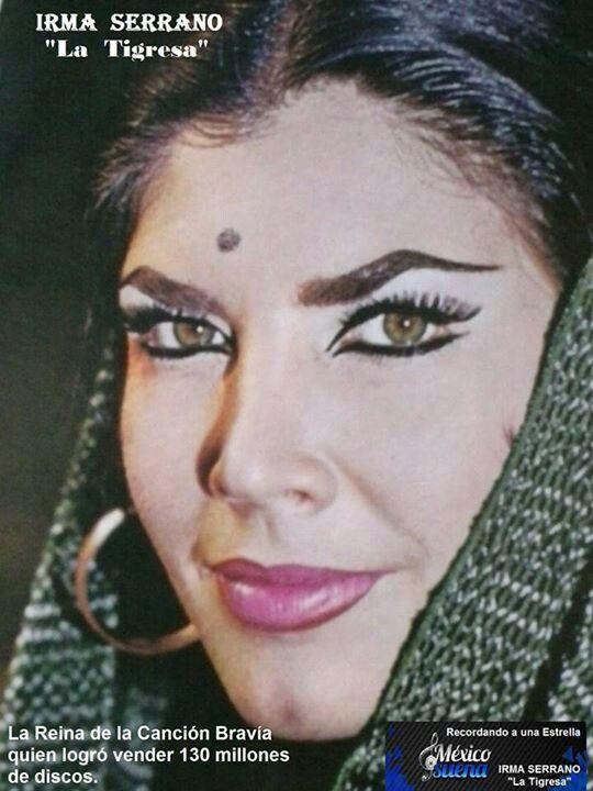 Irma Serrano 2014