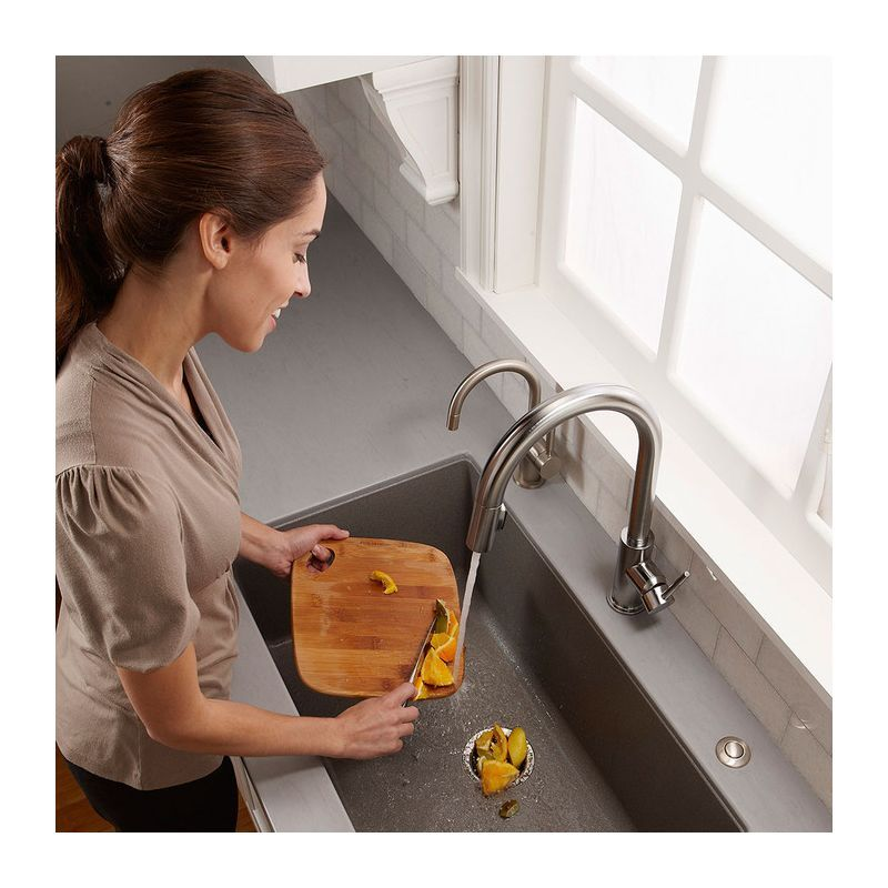 Insinkerator Stc Sn Sink Top Mounted Air Switch Build Com Garbage Disposal How To Install Kitchen Island Hot Water Dispensers