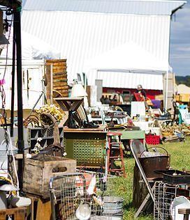 The Junk Ranch - Prairie Grove, Arkansas Barn Sale ...