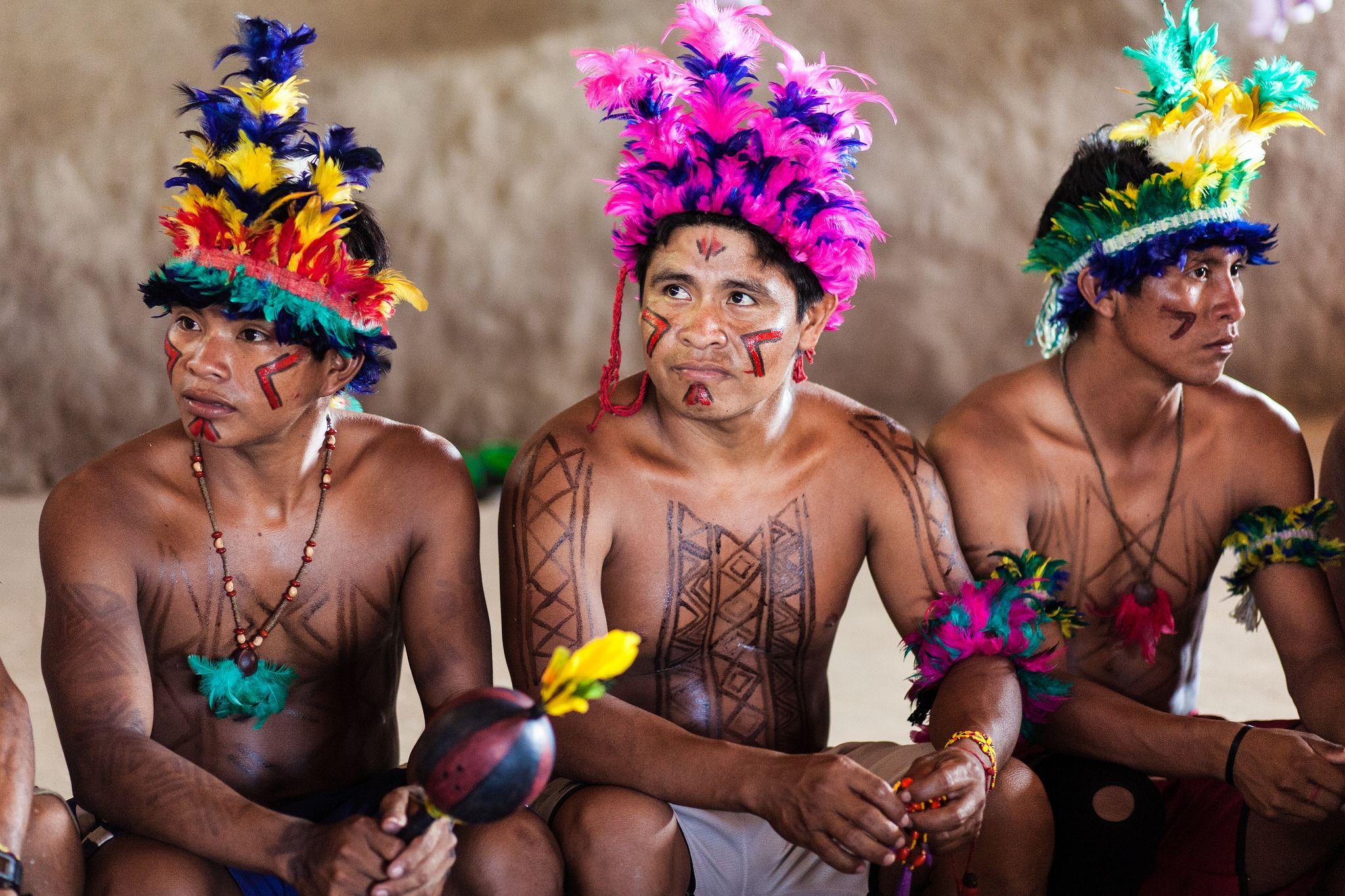 Índios Guajajara