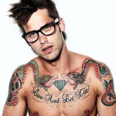 Tathunting for chest tats. #tattify #tattoo #tattoos #ink