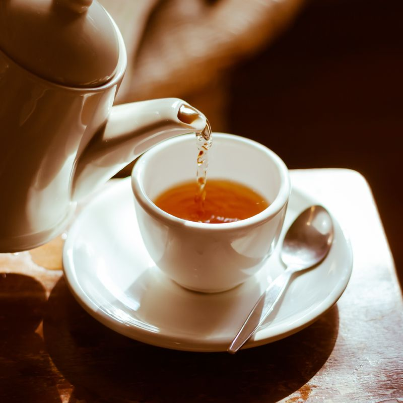 Die 7 Besten Teestuben In Hamburch Tee Rezepte Magen