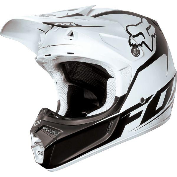 Motocross gear · Fox Racing V3 Fathom Helmet