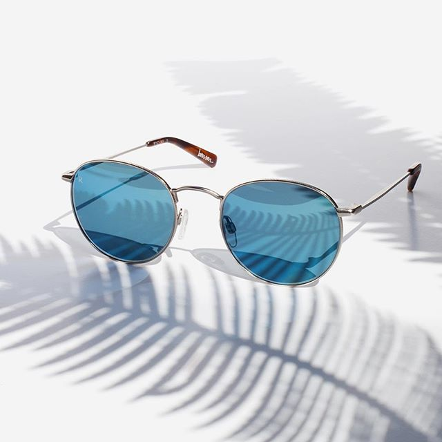 Benson is a round-wire sunglass, a universal frame just about anyone ...