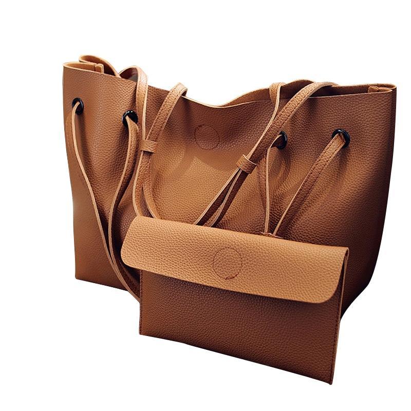 Retro Crocodile Pattern Handbags Women Alligator Pu