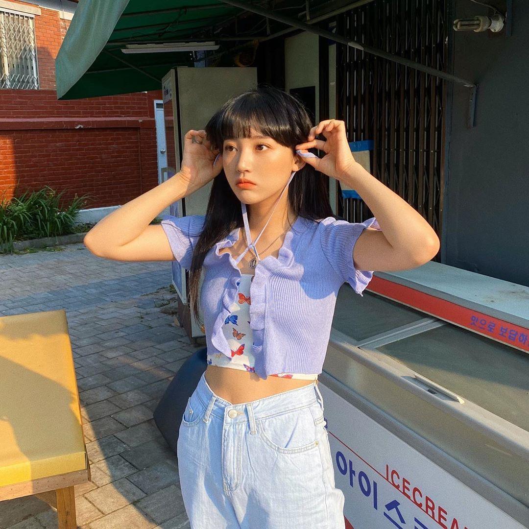asian american girl solo