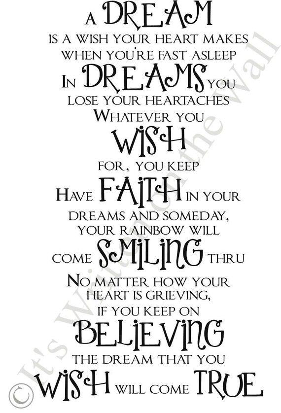 Cinderella A Dream Is A Wish Your Heart Makes Walt Disney Vinyl