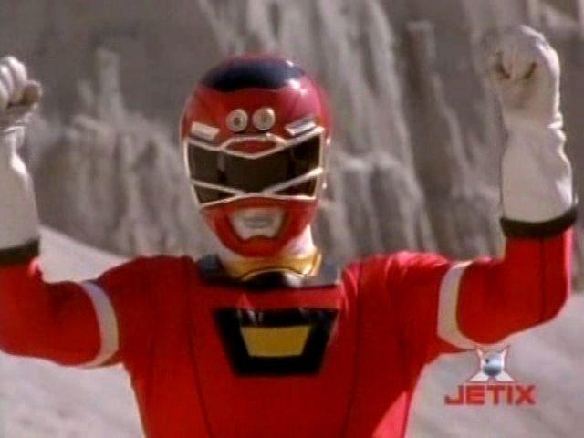 Red Turbo Ranger