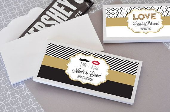8ccb6db1faef Candy Bar Wrapper Personalized Candy Bar Wrapper by ModParty ...